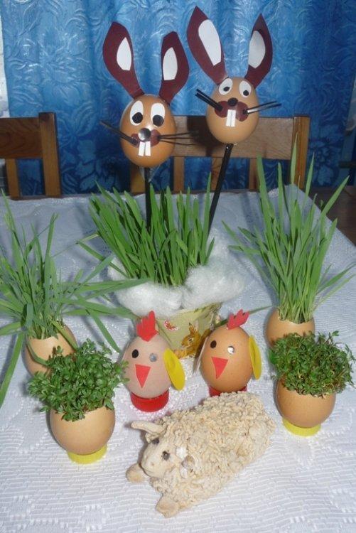 Wielkanocne-ozdoby