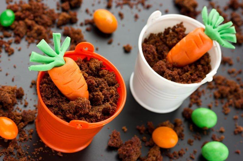 przepis na marchewki w ziemi