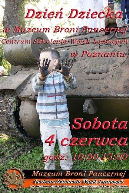 Atrakcje na Dzień Dziecka dla Dzieci w Poznaniu