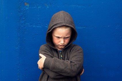 Agresywne dziecko. Wojciech Eichelberger