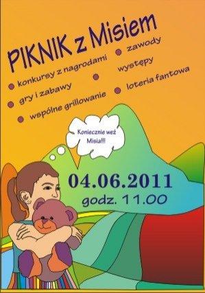 Piknik CZP 1 i lato w mieście Łodzi