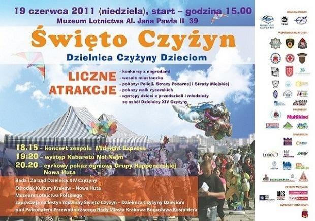 Festyn rodzinny w Krakowie