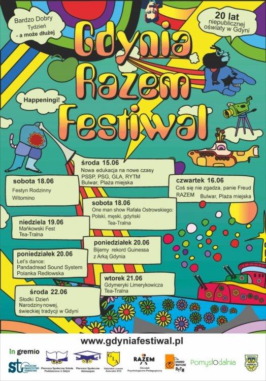Gdynia Razem Festiwal