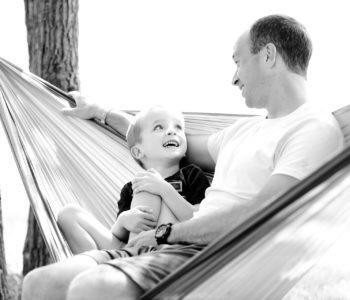 Pytania o tatę wierszyk na Dzień Ojca