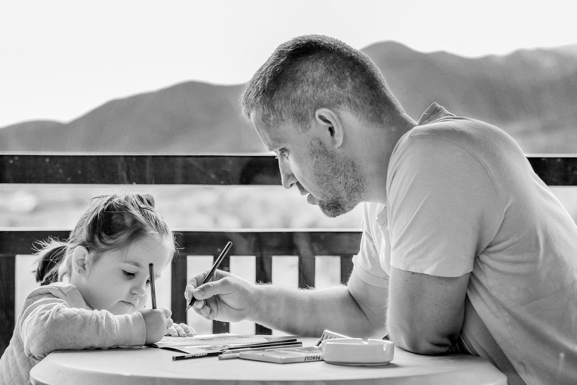 Kochany Tato, wierszyk dla taty. Piosenki i wiersze na Dzień Ojca