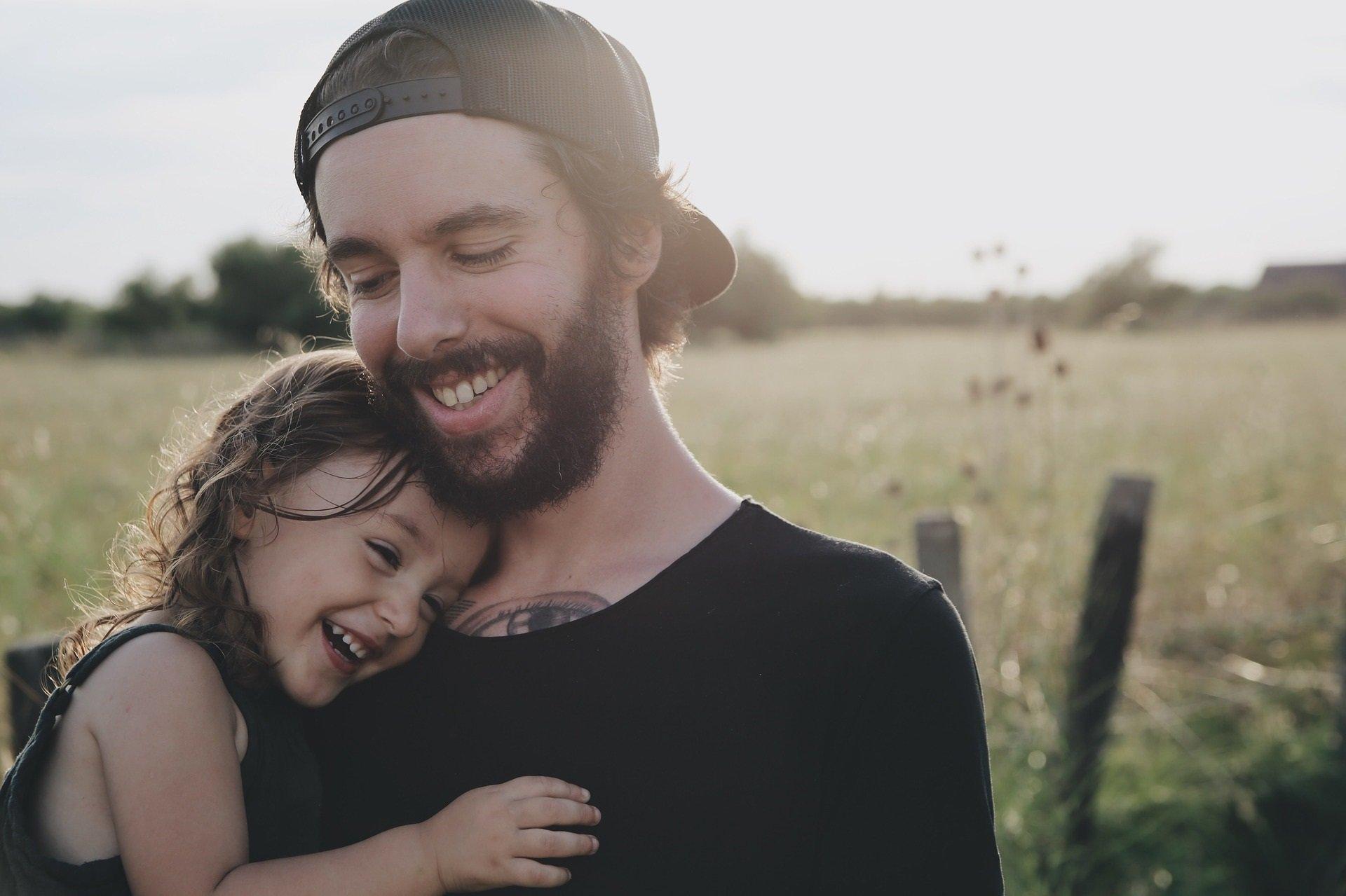 Przygody z tatą wierszyk dla taty na Dzień Ojca