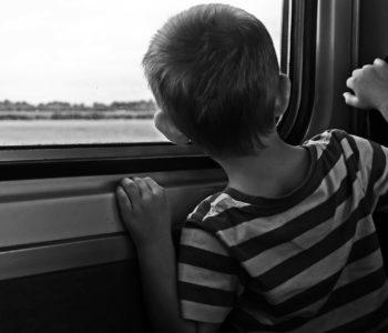 Podróż z dziećmi sztuka przetrwania