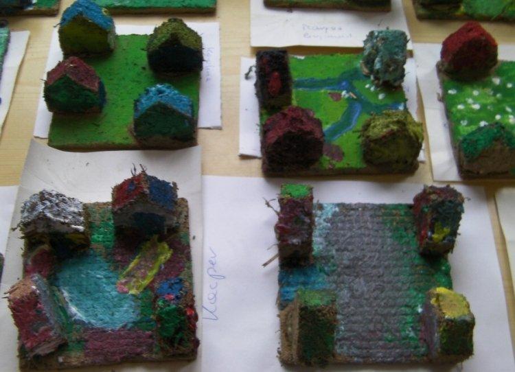warsztaty architektoniczne dla dzieci