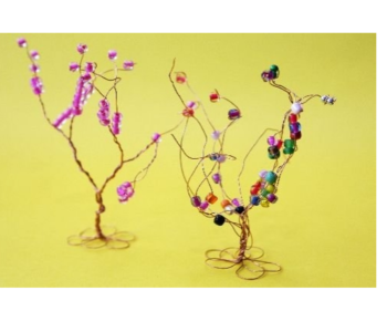 koralikowe drzewko szczęścia