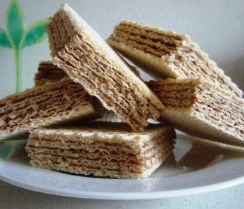 Przepis na andruty – słodkie domowe wafelki