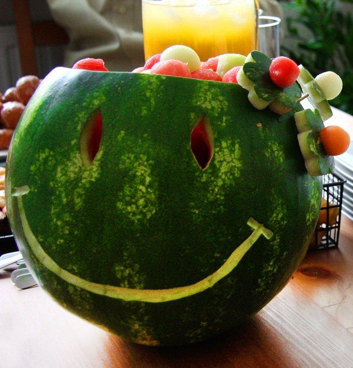 przepis na sałatkę z owoców