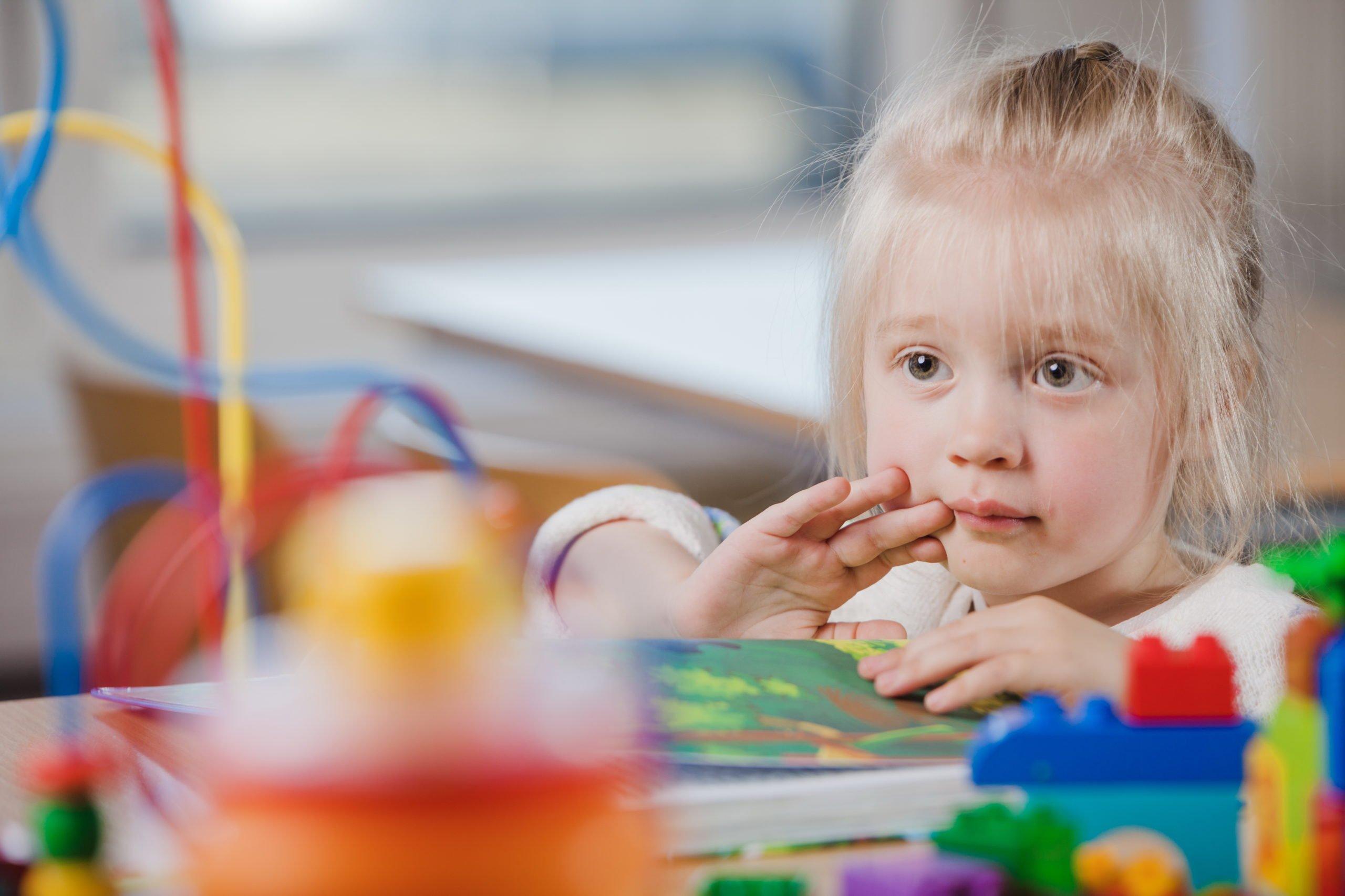 Trudne początki przedszkola co warto wiedzieć