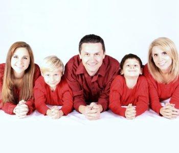 Duża rodzina