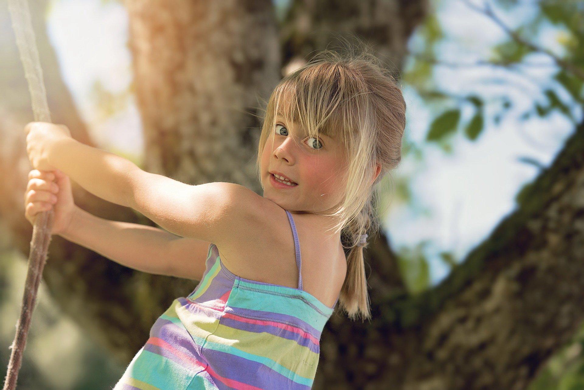 optymistyczny wierszyk dla dzieci o gimnastyce