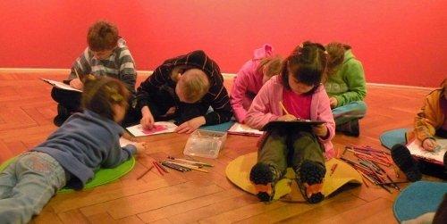 program spotkań familijnych w Muzeum Narodowym w Gdańsku