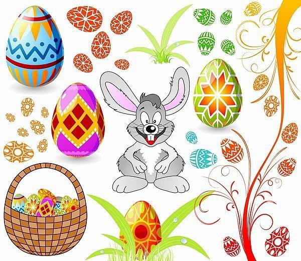 Wielkanocny Zajączek, wierszyk dla dzieci na święta