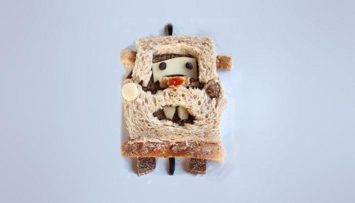 kanapka - złomek - przepis