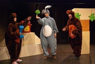 Przedstawienie dla dzieci w Teatrze Rozrywki