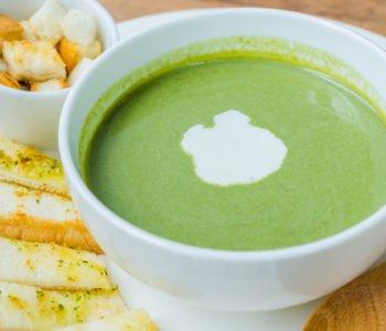 Przepis na zupę – krem dla dziecka