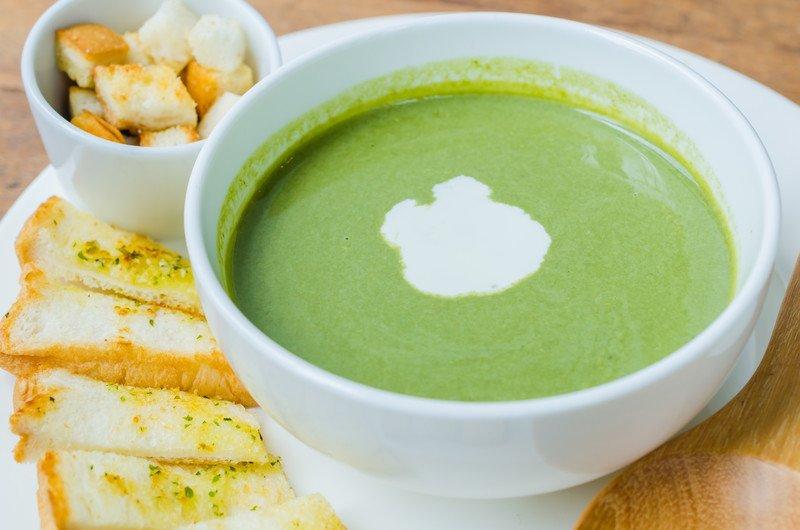 przepis na zupę krem dla dziecka