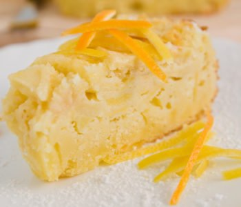 przepis na ciasto z kawałkami jabłek