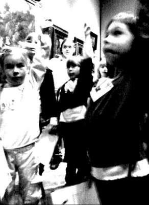 warsztaty towarzyszące wystawie dla dzieci od 5 do 7 lat