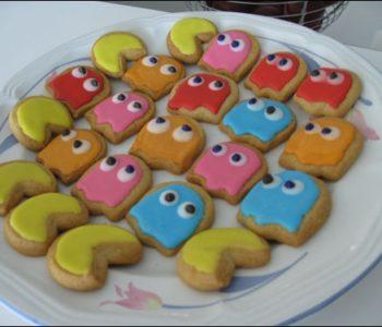 Przepis na ciasteczka wesołe buziaczki