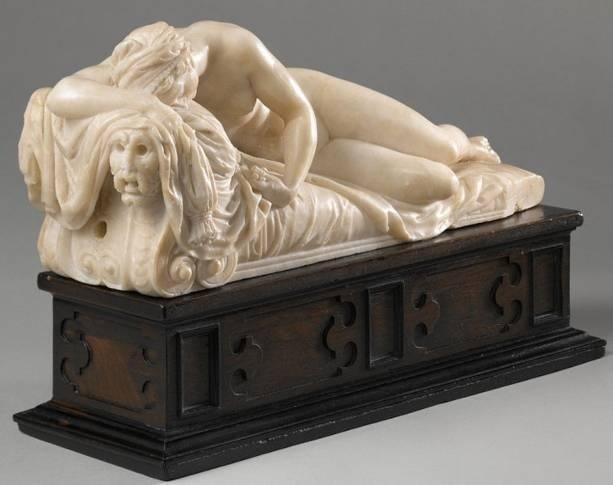 Materia światła i ciała. Alabaster w rzeźbie niderlandzkiej XVIXVII wieku