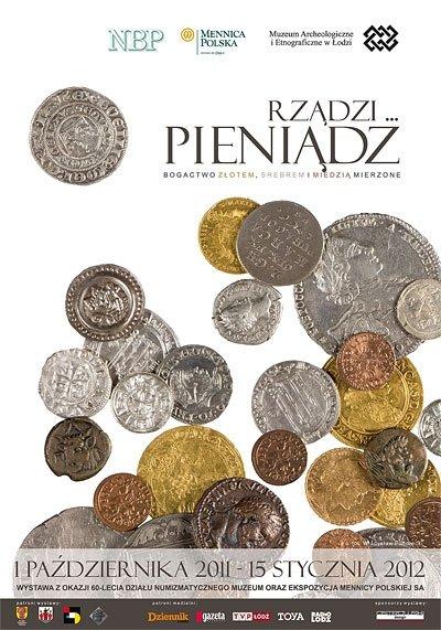Wystawa numizmatyczna w  Muzeum Archeologicznym
