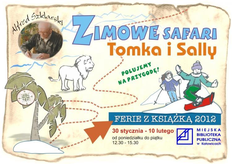ZIMOWE SAFARI TOMKA I SALLY
