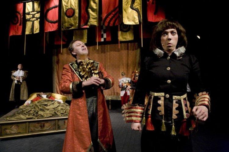 Królewicz i Żebrak w Teatrze Nowym w Zabrzu