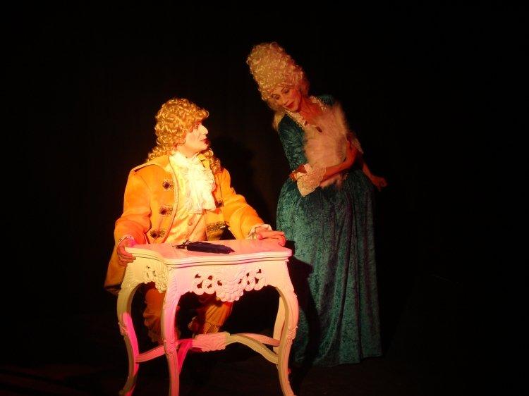 spektakl i warsztaty dla dzieci