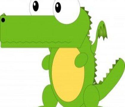 smok albo krokodyl