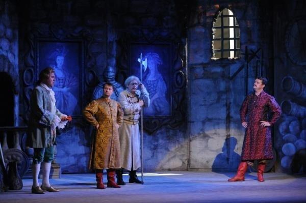 Straszny Dwór w Operze Śląskiej
