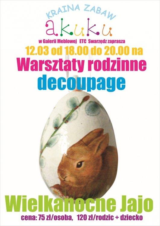 Warsztaty dla Dzieci i Rodziców w Poznaniu i okolicy