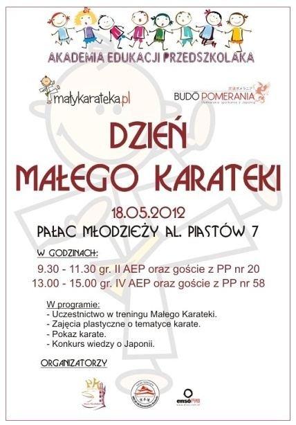 Dzień Małego Karateki – Szczecin