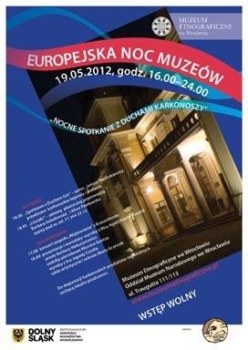 Noc Muzeów 2012 – Muzeum Etnograficzne we Wrocławiu