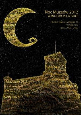 Noc Muzeów 2012 w Muzeum w Bielsku-Białej