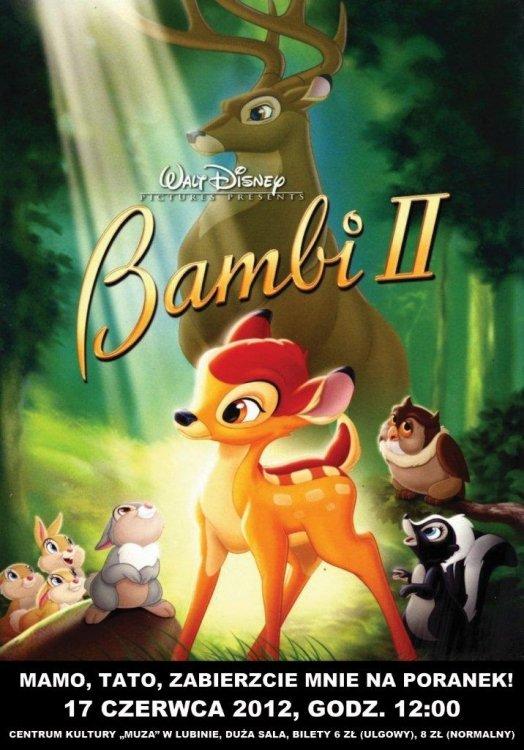 Bambi 2 – bajka dla dzieci Lubin