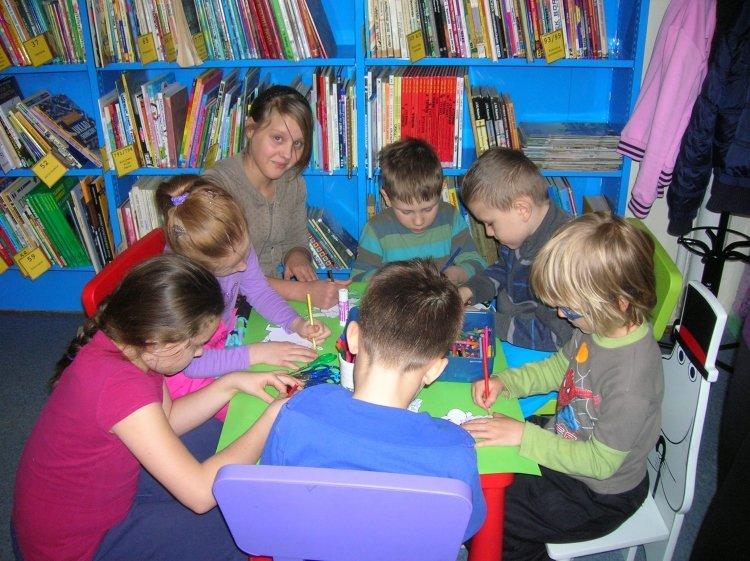 Lato w Bibliotece! – Miejska Biblioteka Publiczna w Gdyni Karwiny