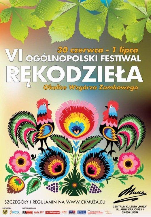 Ogólnopolski Festiwal Rękodzieła – Lubin