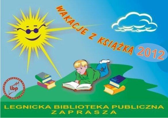 Wakacje z książką 2012 – Legnica