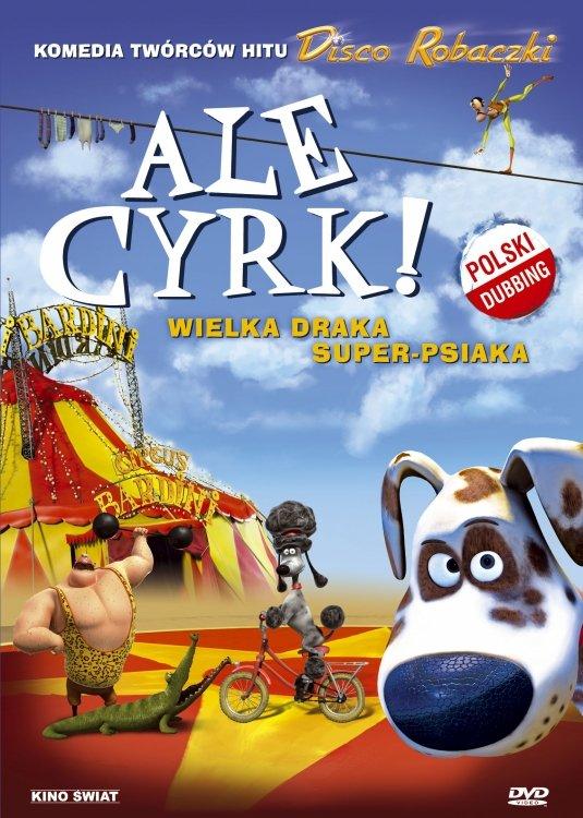Ale cyrk – bajka dla dzieci Przemyśl