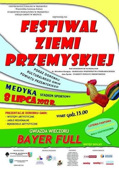Festiwal Ziemi Przemyskiej – Medyka