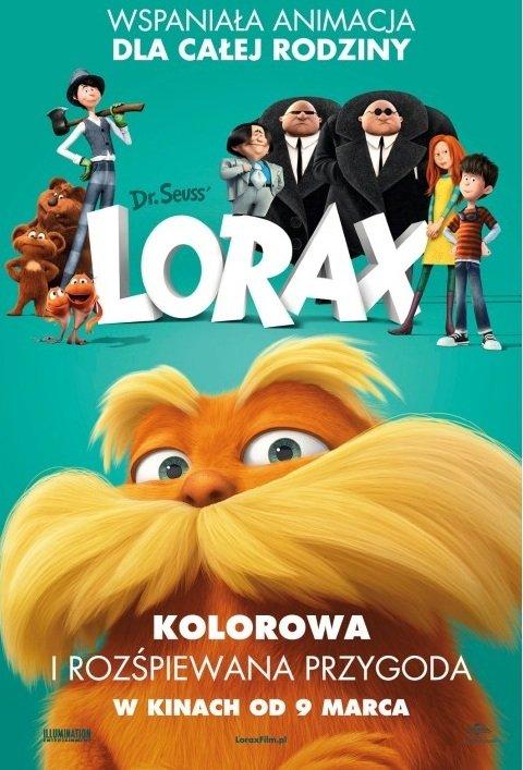 Lorax – film dla dzieci Lubin