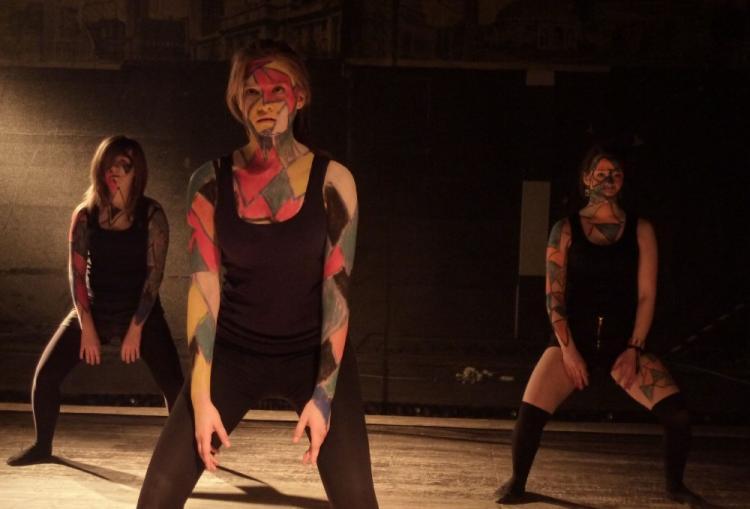 Bezpłatne warsztaty taneczne Let's Art
