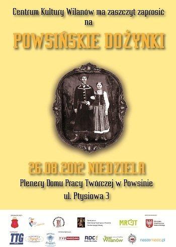 Powsińskie Dożynki 2012