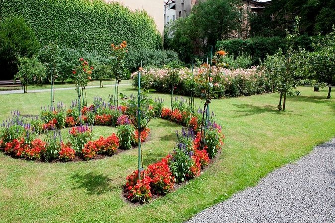 Zostań projektantem ogrodu!