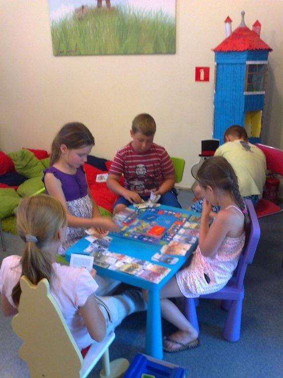 Miejska Biblioteka Publiczna w Gdyni Wzgórze św. Maksymiliana zaprasza