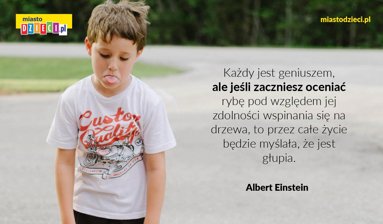 cytaty Einsteina